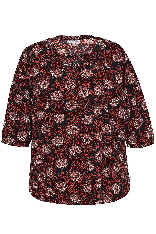 Shirt Zhenzi TAYLOR strikje hals
