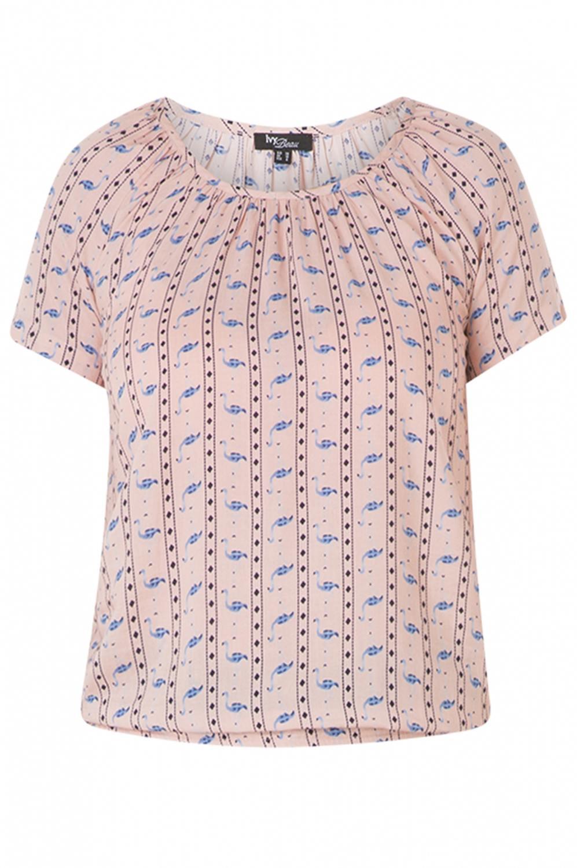 Shirt Ivy Bella flamingo print
