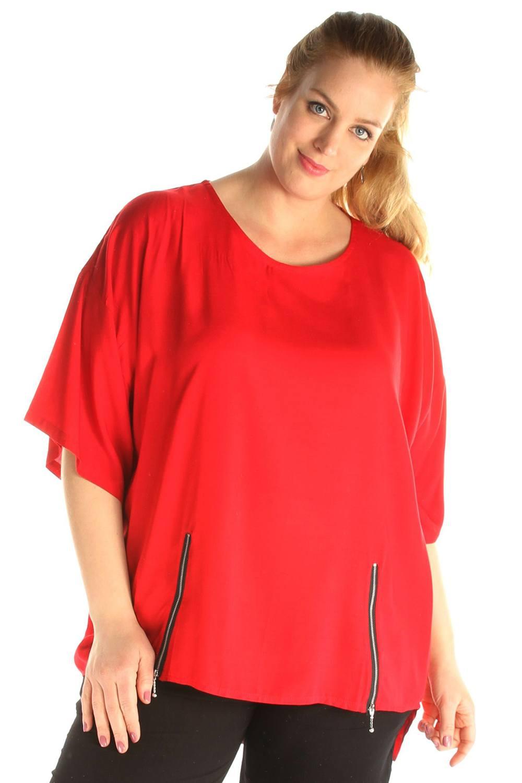 Shirt Heather Luna Serena ritsjes