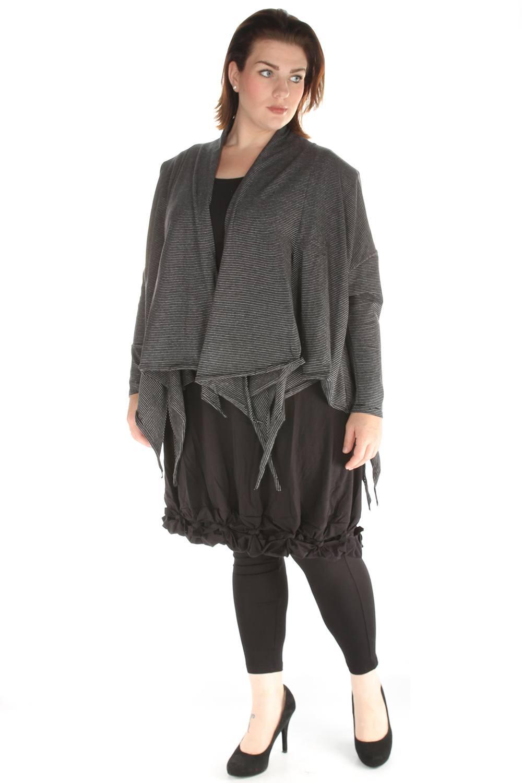 Of je nu graag stijlvol, trendy of comfy gekleed gaat: in onze collectie grote maten mode (maat 44 t/m maat 58) vind je ongetwijfeld wat je wilt. Wat je stijl of budget ook is.