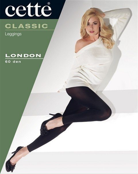 Cette Panty Legging London 60den