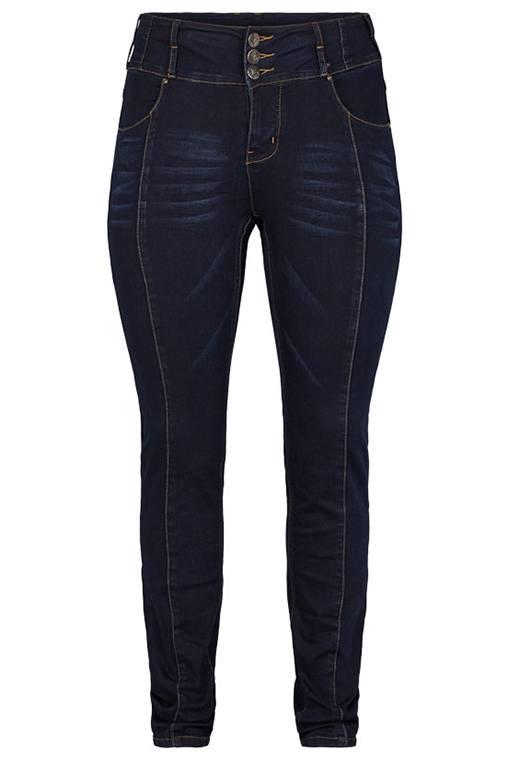 Jeans Adia Rome 82 3 knoops