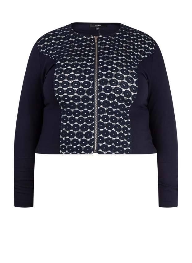 Vest met rits Felia X-two