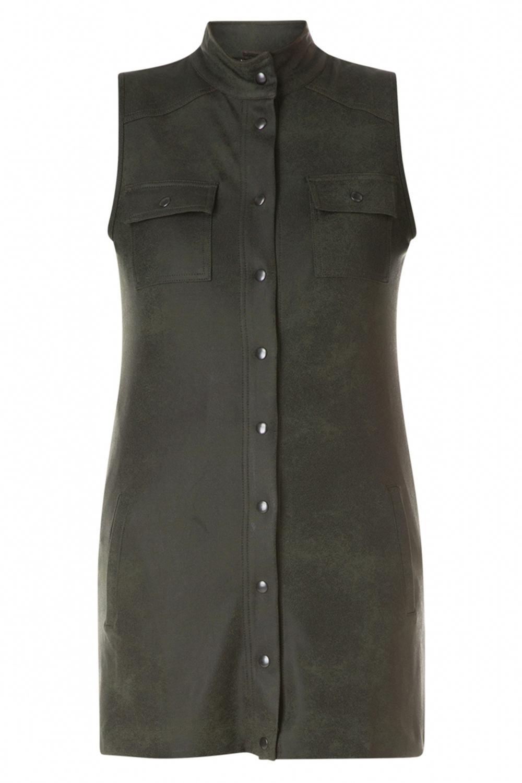 Bodywarmer Yesta blouse model