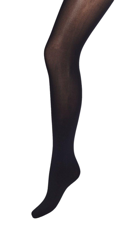 Panty 60 DEN Zizzi zwart