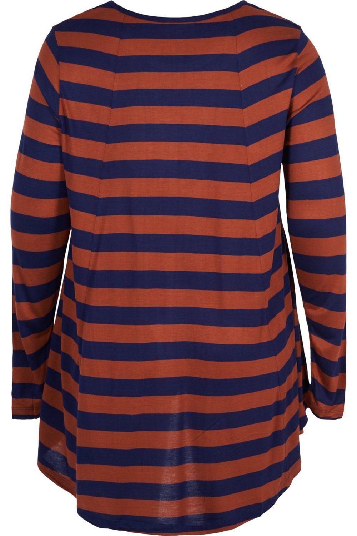 Shirt Zizzi Alijn